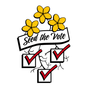 Everyday People PAC - Seed the Vote Logo