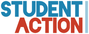 Logo for Student Action